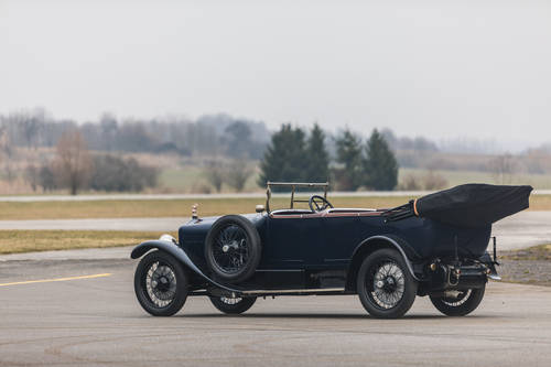 1924 Minerva AC - Tourer by Brooks & Ostruk For Sale (picture 3 of 6)
