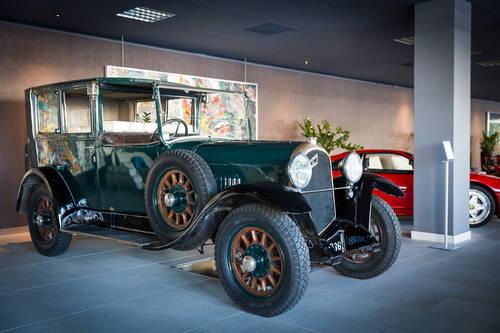 1930 Delaunay-Belleville TL6 - Coupé Chauffeur Kellner For Sale (picture 1 of 6)