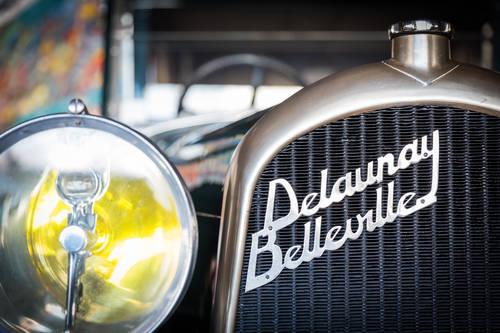 1930 Delaunay-Belleville TL6 - Coupé Chauffeur Kellner For Sale (picture 2 of 6)