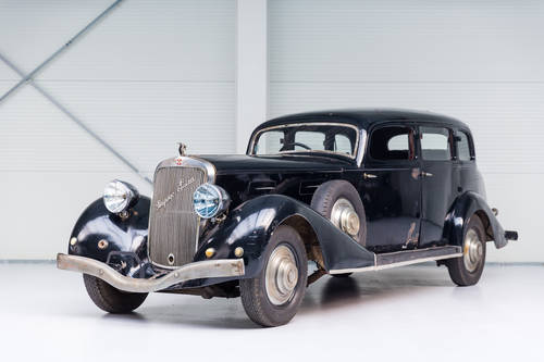 1930 Hispano-Suiza T56Bis For Sale (picture 1 of 6)