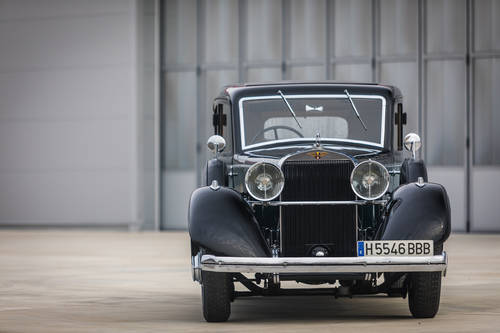 1933 Hispano-Suiza K6 - Limousine by VanVooren For Sale (picture 1 of 6)