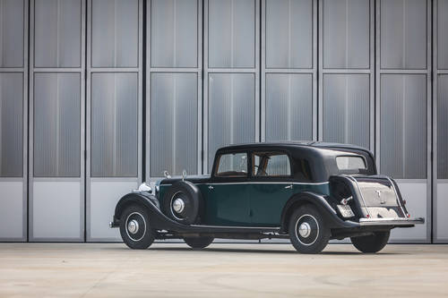 1933 Hispano-Suiza K6 - Limousine by VanVooren For Sale (picture 4 of 6)