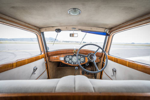 1933 Hispano-Suiza K6 - Limousine by VanVooren For Sale (picture 5 of 6)