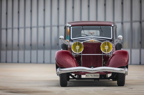 1934 Hispano-Suiza K6 - Coupe de Ville by Franay For Sale (picture 1 of 6)