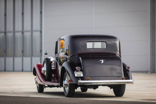 1934 Hispano-Suiza K6 - Coupe de Ville by Franay For Sale (picture 3 of 6)