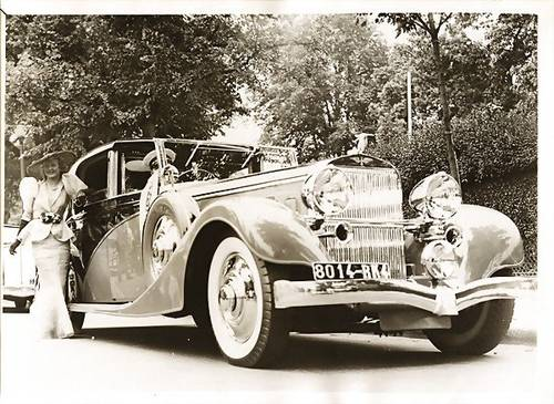 1934 Hispano-Suiza K6 - Coupe de Ville by Franay For Sale (picture 6 of 6)