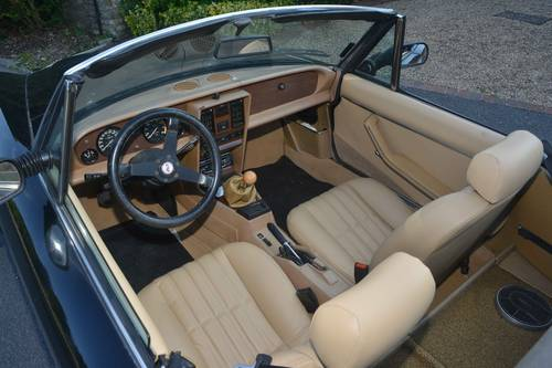 1984 Fiat 124 Spider (Pininfarina Europa) For Sale (picture 4 of 6)
