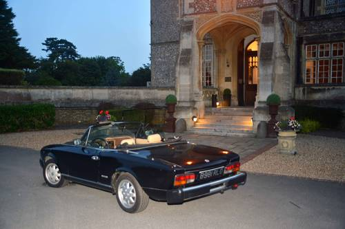 1984 Fiat 124 Spider (Pininfarina Europa) For Sale (picture 6 of 6)