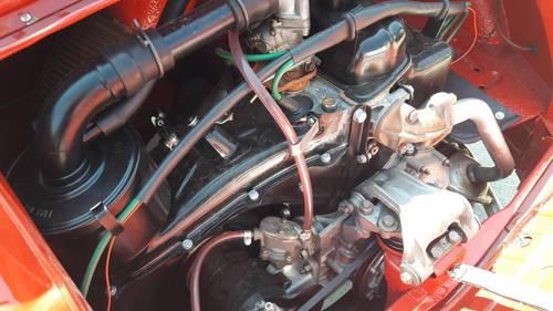 FIAT 500 F 1e SERIE 1965 COMPLETE RESTORED  SOLD (picture 6 of 6)