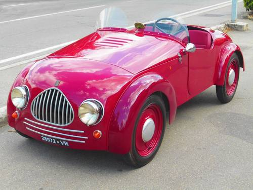 Fiat 500 Topolino Sport 1948 For Sale (picture 1 of 6)