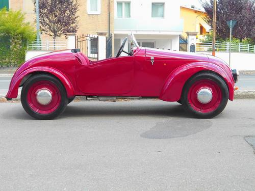 Fiat 500 Topolino Sport 1948 For Sale (picture 3 of 6)