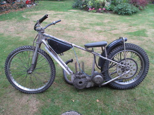 Complete JAP Rolling Chassis SOLD (picture 1 of 6)