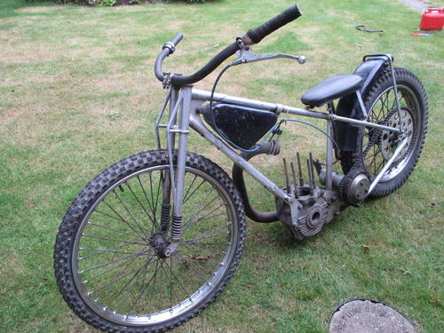 Complete JAP Rolling Chassis SOLD (picture 5 of 6)