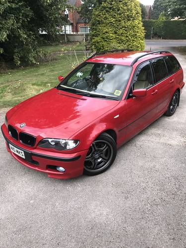 2005 Bmw 320d sport touring  SOLD (picture 1 of 6)
