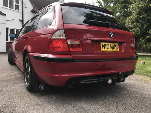 2005 Bmw 320d sport touring  SOLD (picture 3 of 6)
