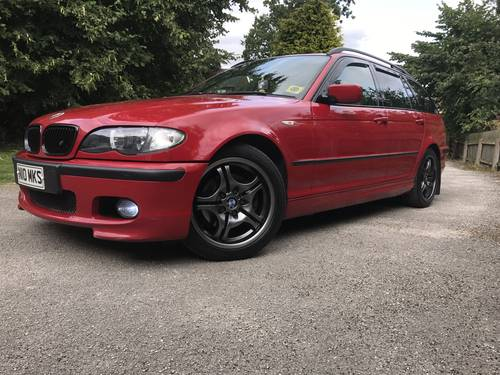 2005 Bmw 320d sport touring  SOLD (picture 5 of 6)