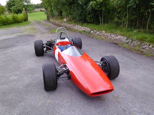1966 Single seat race car from the mid sixties, For Sale (picture 1 of 6)