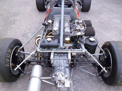 1966 Single seat race car from the mid sixties, For Sale (picture 3 of 6)