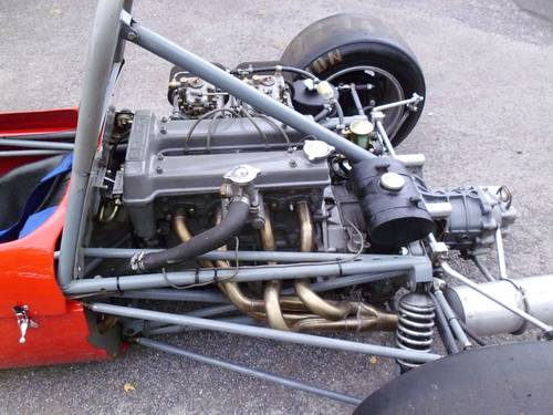 1966 Single seat race car from the mid sixties, For Sale (picture 4 of 6)