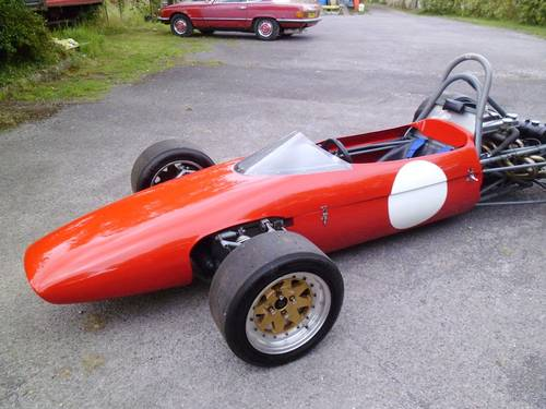 1966 Single seat race car from the mid sixties, For Sale (picture 5 of 6)