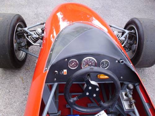 1966 Single seat race car from the mid sixties, For Sale (picture 6 of 6)