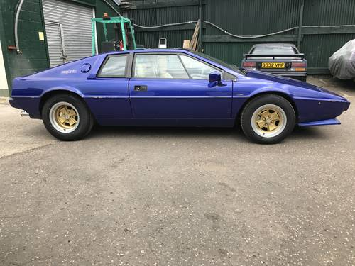1980 LOTUS ESPRIT WANTED For Sale (picture 4 of 6)
