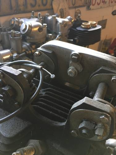 JAP RACING ENGINE 500 OHV 1930 For Sale (picture 6 of 6)
