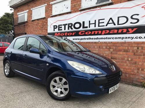 2006 Peugeot 307 1.6 HDi S Hatchback 5dr Diesel Manual SOLD (picture 1 of 6)