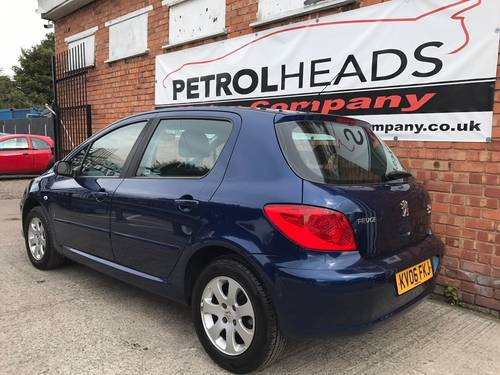 2006 Peugeot 307 1.6 HDi S Hatchback 5dr Diesel Manual SOLD (picture 5 of 6)