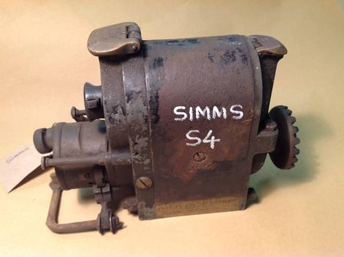 Simms S4 magneto For Sale (picture 1 of 1)