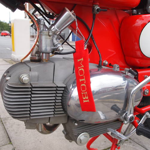1965 Motobi 125 Sport Special, Show Condition. SOLD (picture 3 of 6)