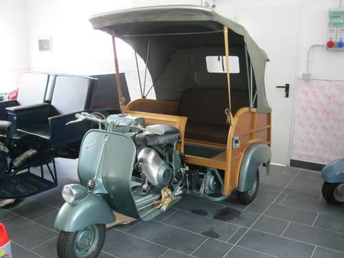 Piaggio Ape Calessino 1953 For Sale (picture 1 of 6)