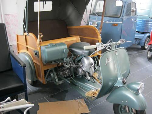 Piaggio Ape Calessino 1953 For Sale (picture 2 of 6)