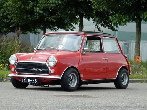 Unique Innocenti Mini Copper 1300 1974  LHD SOLD (picture 1 of 6)