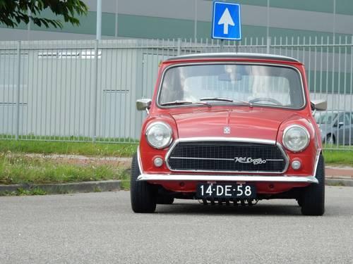 Unique Innocenti Mini Copper 1300 1974  LHD SOLD (picture 2 of 6)