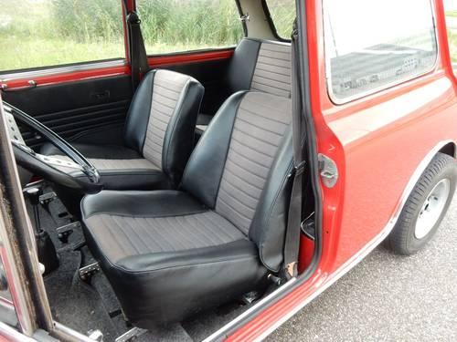 Unique Innocenti Mini Copper 1300 1974  LHD SOLD (picture 4 of 6)