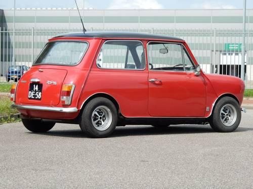Unique Innocenti Mini Copper 1300 1974  LHD SOLD (picture 6 of 6)
