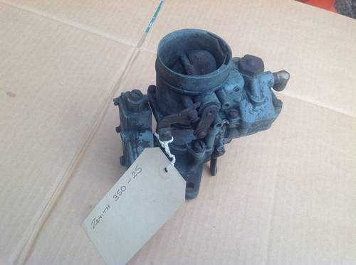 Zenith 350-25 Carburettor  For Sale (picture 1 of 2)
