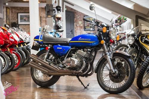 1972 Kawasaki S2 350 S2 Mach II Completely original SOLD
