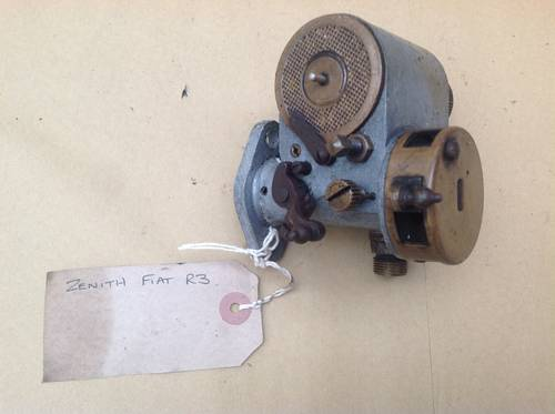 Zenith FIAT R3  Carburettor  For Sale (picture 1 of 1)