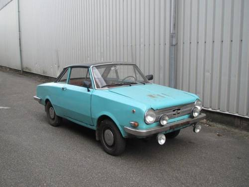 Glas S 1004 Coupe 1963 (12.676 Km.) For Sale (picture 1 of 6)