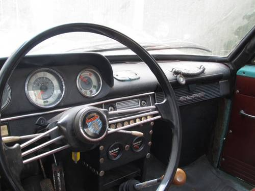 Glas S 1004 Coupe 1963 (12.676 Km.) For Sale (picture 5 of 6)