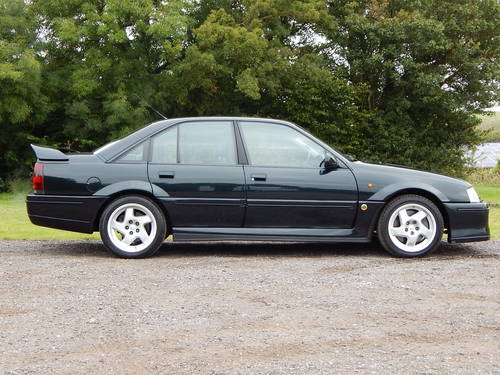 1991 Vauxhall Lotus Carlton - JUST 4,500 MILES! SOLD (picture 6 of 6)