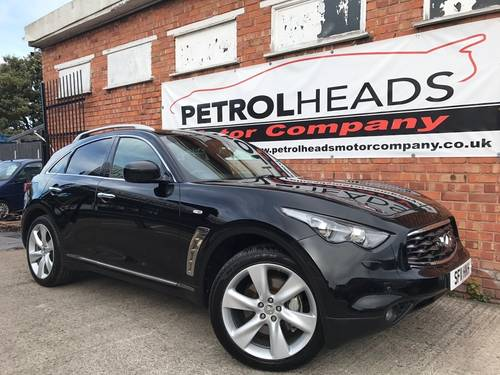 2011  Infiniti FX 3.7 V6 GT Premium SUV   Automatic 316 bhp SOLD (picture 1 of 6)