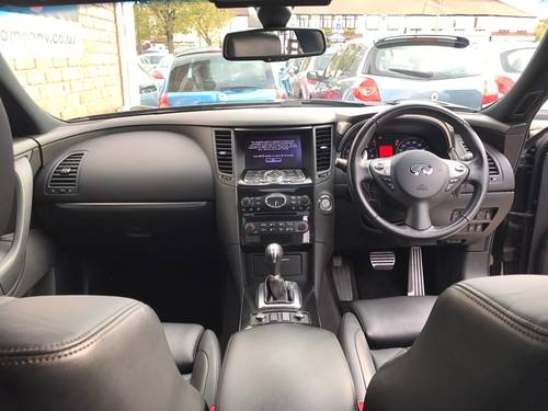 2011  Infiniti FX 3.7 V6 GT Premium SUV   Automatic 316 bhp SOLD (picture 5 of 6)