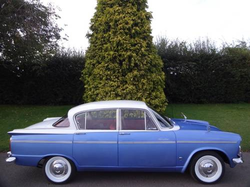 1966 Humber Sceptre SOLD (picture 2 of 6)