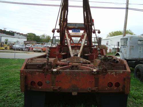 1954 International Loadstar 1600 Tow truck For Sale (picture 4 of 6)