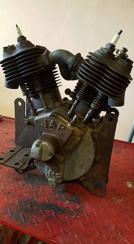 See See Motorcycles >> 1918 Jap Morgan 8hp V twin engine For Sale | Car And Classic