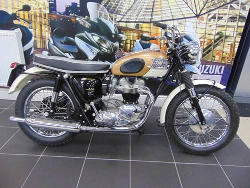 1964 Triumph bonneville t120r For Sale (picture 1 of 6)