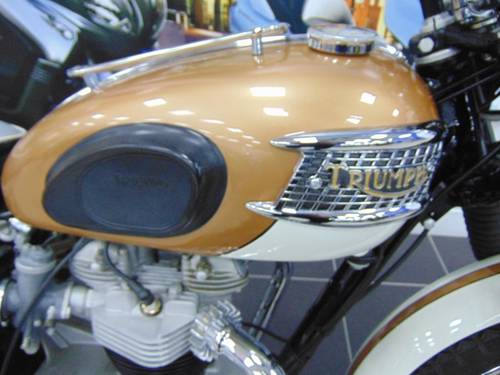 1964 Triumph bonneville t120r For Sale (picture 6 of 6)